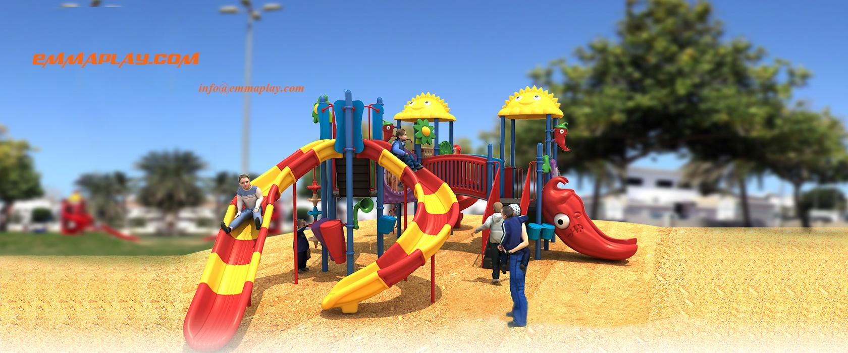 China Playground Manufacturers 4